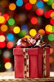 Geschenkdoos — Stockfoto
