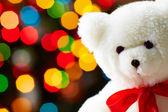 Stuffed bear — Stock Photo