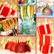 Christmas atmosphere — Stock Photo
