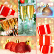 Christmas atmosphere - Stock Photo