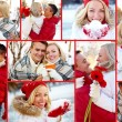 Stock Photo: Romantic winter