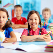 Youthful learners — Stock Photo #17140165