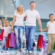 kerst shopping — Stockfoto #17142143