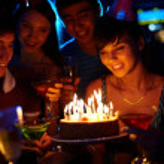 Birthday wonder — Stock Photo