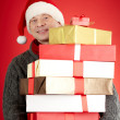 Stock Photo: Happy xmas