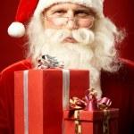 Generous Santa — Stock Photo #17147287