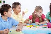 Children at leisure — Stock Photo