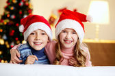 Christmas joy — Stock Photo