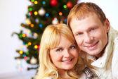 Gelukkige paar — Stockfoto