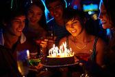 Cumpleaños maravilla — Foto de Stock
