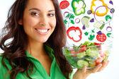 Doğal gıda — Stok fotoğraf