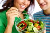 Mangiare sano — Foto Stock