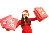 Christmas offer — Stock Photo