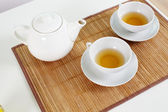Tea for two — Stockfoto