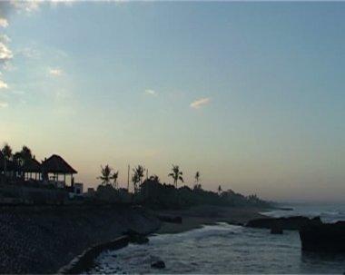 海岸海景 — 图库视频影像