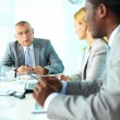 Consulting employees — Stock Photo #19208445