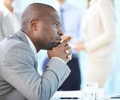 Man thinking — Stock Photo