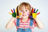 Colorful fun — Stock Photo