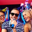Karaoke party — Stock Photo #19223037