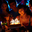 Stock Photo: Birthday wonder