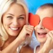 Playful valentines — Stockfoto #19226061