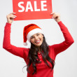 Christmas sale — Stock Photo #19229205
