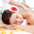 Sweet spa beauty — Stock Photo