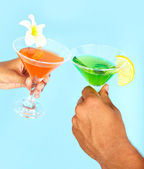 Cocktail party — Stock Photo