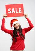 クリスマス セール — ストック写真