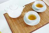 Herbatka we dwoje — Zdjęcie stockowe