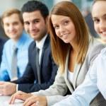 Business education — Stock Photo