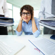 Too much work — Stock Photo #21187077