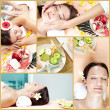 Royalty-Free Stock Photo: Spa procedures
