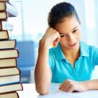Too much to learn - Stock Photo