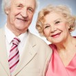 Senior friends — Stock Photo #21189695