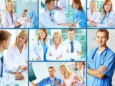 Sukces lekarzy — Zdjęcie stockowe