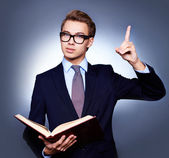 Knowledge is power — Stock Photo