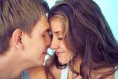Uczucie miłości — Zdjęcie stockowe