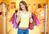 Udanych zakupów — Zdjęcie stockowe