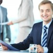 Chief executive officer — Stock Photo #24192325