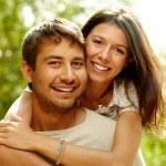 Happy couple — Stock Photo #24199723