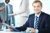 Chief executive officer — Stock Photo