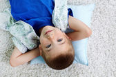 Restful child — Stock Photo