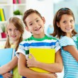 Smart kids — Stock Photo #24204321