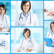 Successful doctor - Stock Photo