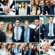 Stok fotoğraf: Business partnership