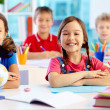 Youthful learners — Stock Photo #24205499
