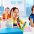 Clever kids - Stock Photo