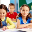 Elementary students — Stock Photo #24205839