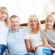 Happy family — Stock Photo #24206031
